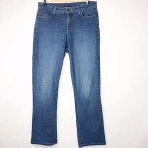 NYDJ Women's Denim Bootcut Jeans EUC in Size 10